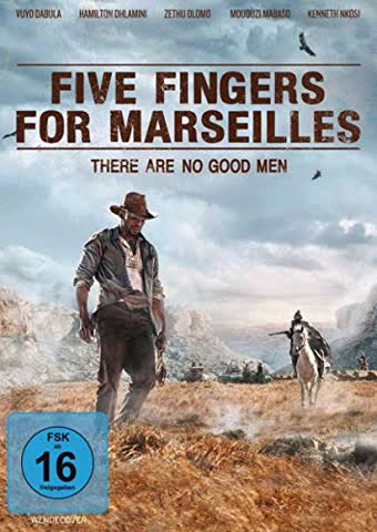 Five Fingers for Marseilles - There Are No Good Men