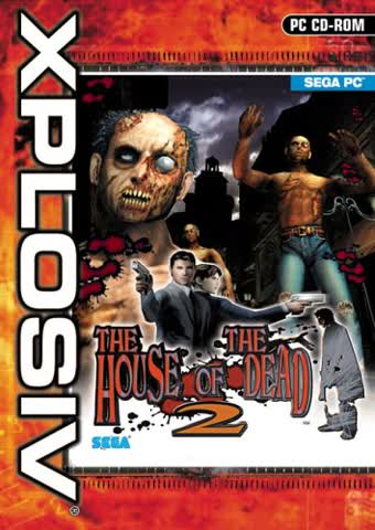House of the Dead 2: Xplosiv Range