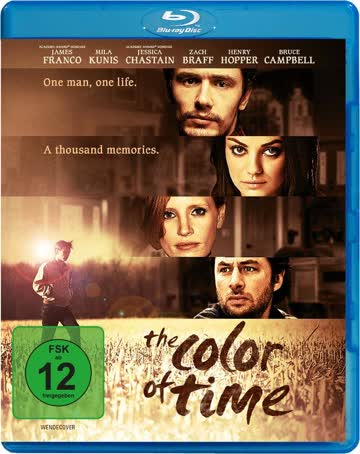 The Color of Time [Blu-ray]