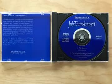 Jacques Loussier Trio / basel sinfonietta