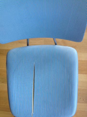 EXPO-Stuhl der 60er-Jahre