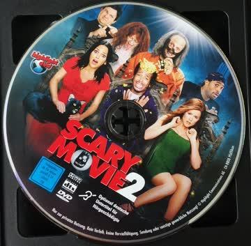 Scary Movie Trilogy