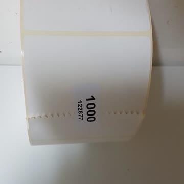 Sonderpreis - 1000 Stk Endlos Etiketten auf Rolle