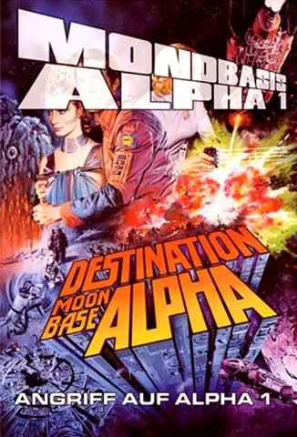 Mondbasis Alpha 1 - Angriff auf Alpha 1 - Destination Moonbase Alpha