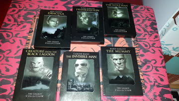 Universal Monsters Legacy Collection Set (R1 US-Import)