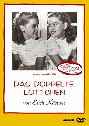 Das doppelte Lottchen Erich Kästner DVD