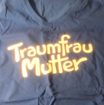 Trainfraumutter t-Shirt