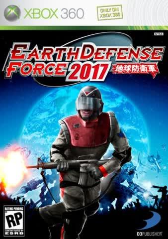Earth Defense Force 2017 (NTSC)