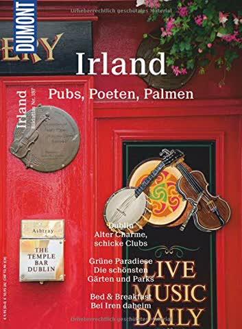 DuMont Bildatlas 187 Irland: Pubs, Poeten, Palmen