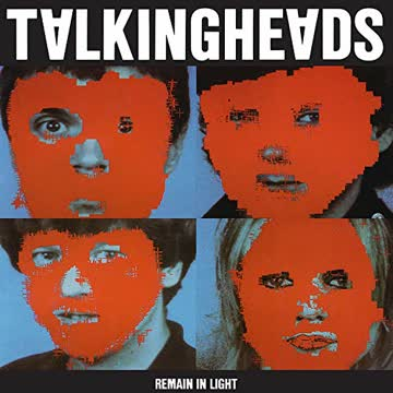 Talking Heads - Remain in Light [Vinyl LP]