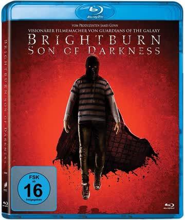 Bright Burn / Brightburn / Blu-ray Deutsch, nur Disc