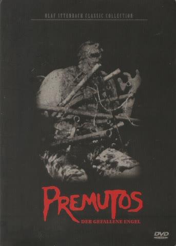 DVD Premutos - Der gefallene Engel | Steelcase