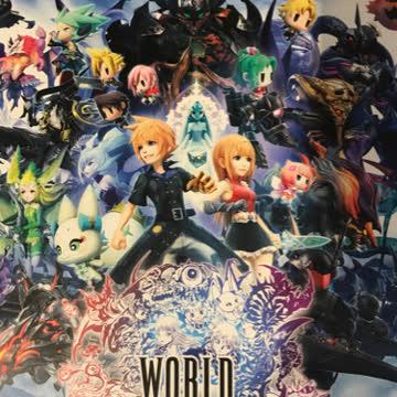World Of Final Fantasy für Playstation 4
