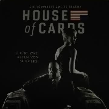 House of cards komplette 2. Season