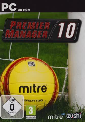 Premier Manager '10 (PC CD)