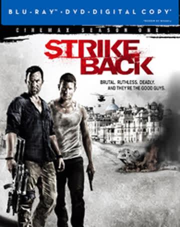 Strike Back - Cinemax Season 1(4 Blu-ray + 2 DVD)