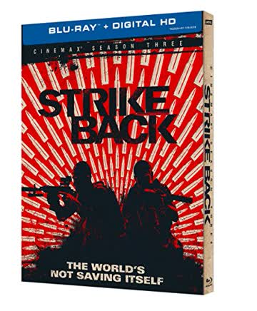 Strike Back: The Complete Third Season [Blu-ray] + Digital HD