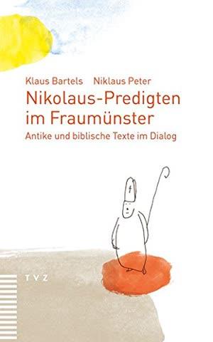Nikolaus-Predigten im Fraumünster: Antike und biblische Texte im Dialog