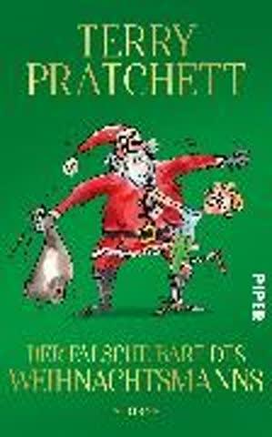 Der falsche Bart des Weihnachtsmanns