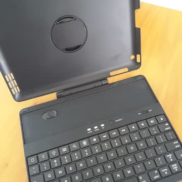 Bluetooth Tastatur für Tablet