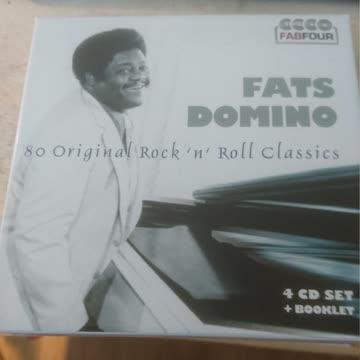 Fats Domino - 4 CD Box