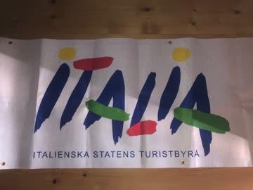 Werbe Banner ITALIA
