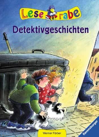 Detektivgeschichten (Der Leserabe)