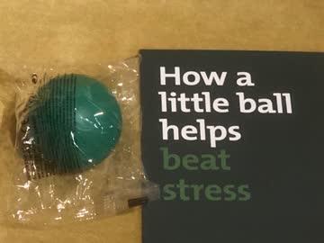 Stress Ball 3 Stück NEU