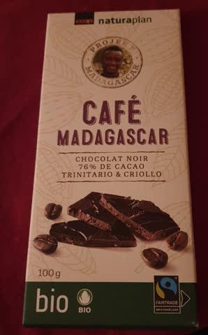 Dunkle Bio Schokolade
