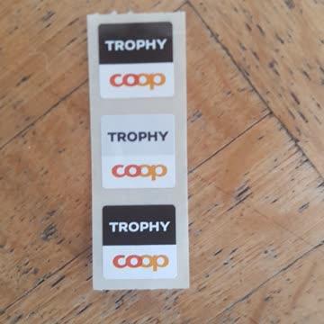 3 Trophy Punkte von coop