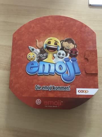 emoji Sammlung mit Spiel komplett