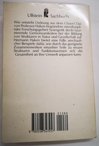 SYNERGETIK: DIE LEHRE VOM ZUSAMMENWIRKEN | HERMANN HAKEN