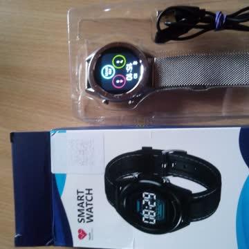 nur heute so günstig ! Smartwatch