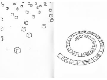 Carl Andre - Coloring Book