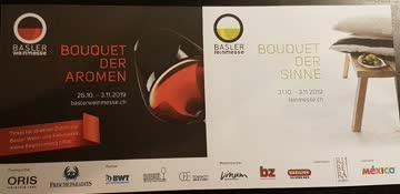 Eintritt Basler Wein- und Feinmesse Herbst 2019