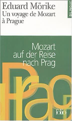 Voyage de Mozart PR Fo (Folio Bilingue)