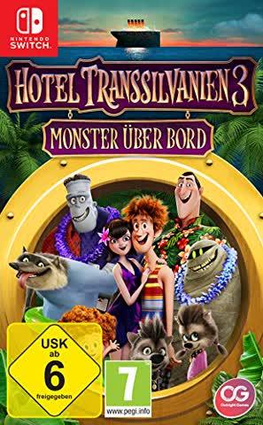 Hotel Transsilvanien 3: Monster über Bord - [Nintendo Switch]