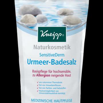 SensitivDerm Urmeer-Badesalz - 500 Gramm