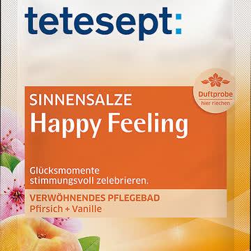 Tetesept Sinnensalze Happy-Feeling