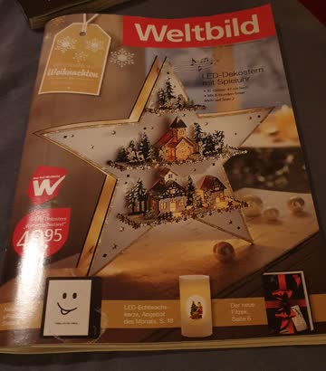 Weltbild-Katalog Ausgabe 11.2019