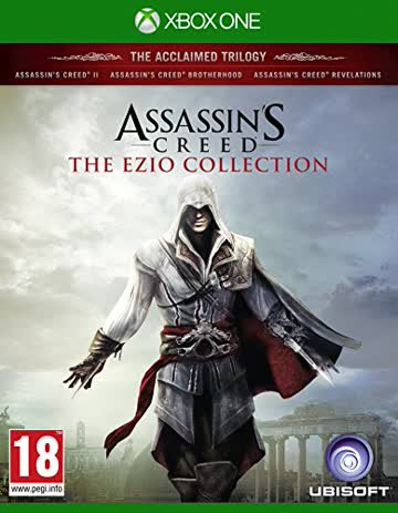 Assassin's Creed Ezio Collection - [Xbox One] - [AT Pegi]