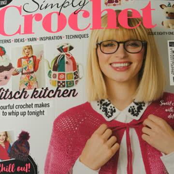 Simply Crochet No 82