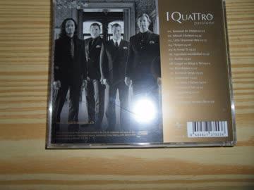 I Quattrao Passione 1 CD