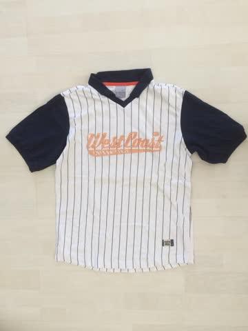 T-Shirt von Nike West Coast Nummer 2 Gösse L