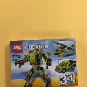 Lego 3 in 1