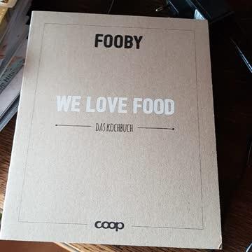 Fooby das Kochbuch