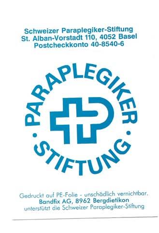 Kleber Paraplegiker Stiftung
