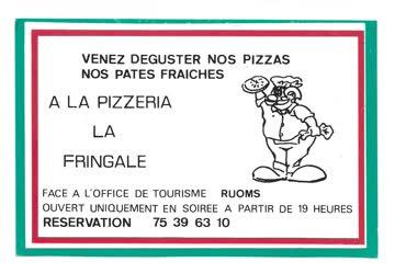 Kleber Pizzeria