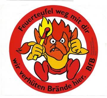 Kleber Brandverhütung Bern