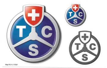 Kleber, TCS in blau (3st)